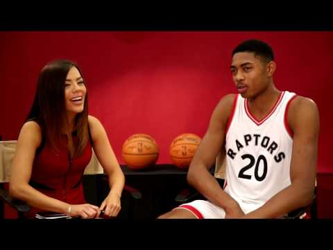 Video: Know Your Raptors: Bruno Caboclo
