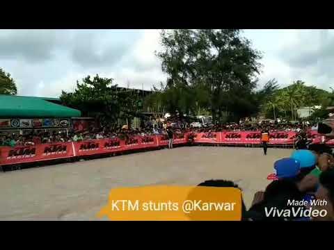 Video Ktm Stunt show@Karwar#Awesome#stunts#by Stunters download in MP3, 3GP, MP4, WEBM, AVI, FLV January 2017