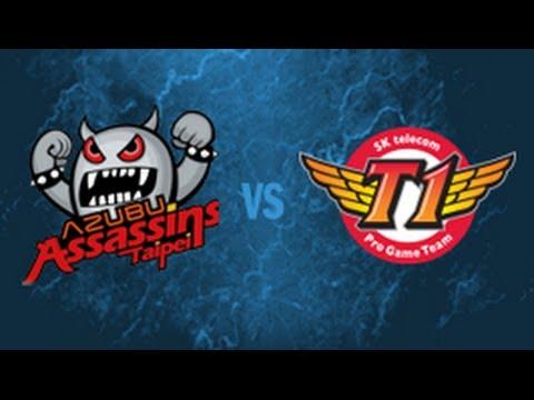 all star - For match stats, go to the TPA vs SKT match page at: http://na.lolesports.com/all-star/2014/paris/matches/week-1/omg-vs-azubu-taipei-assassins Taipei Assassi...