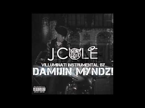 J. Cole - Villuminati (Official Instrumental prod. by Damijin' Myndz!)
