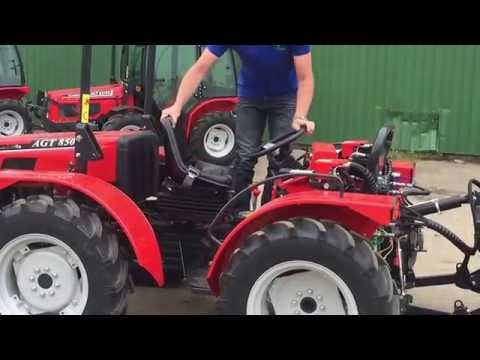 AGT tractors