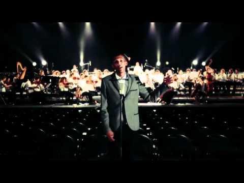 """""""Alors on danse"""" accompagné par l'Orchestre de Brive la Gaillarde (France) - Arrangement Dominique Spagnolo"""