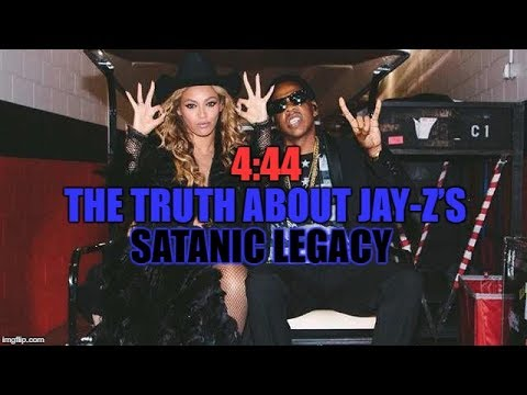 Download THE TRUTH ABOUT JAY-Z'S SATANIC LEGACY AND 444
