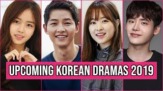Video 16 Upcoming Korean Dramas 2019 You Can't Miss to Watch MP3, 3GP, MP4, WEBM, AVI, FLV Desember 2018