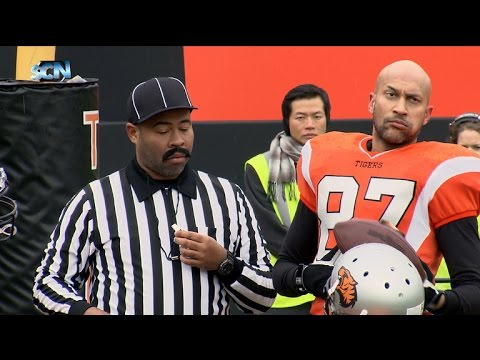 See Key and Peele Late Night End Zone Dance