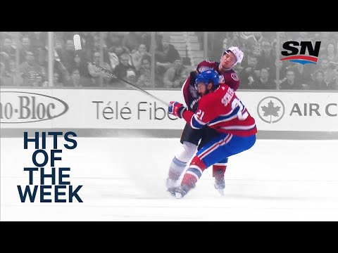 Video: Hits of the Week: Canadiens collision