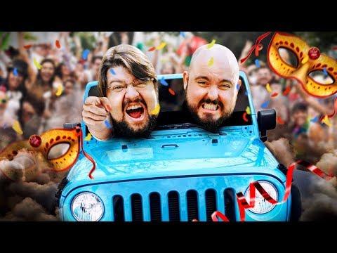 Spintires: MudRunner - Fugindo do carnaval  NerdPlayer 316