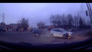 Подборка Аварий и ДТП #57 Car Crash Compilation