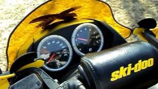 1. 2006 Ski-Doo Renegade X 1000 SDI #1