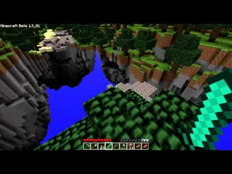 preview-My Minecraft sidequests - Skylands (part 4) (ctye85)