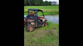 10. Polaris ranger 900 high lifter