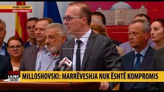 Marrëveshja me Greqinë, miratohet nevoja për miratimin e Ligjit (video)