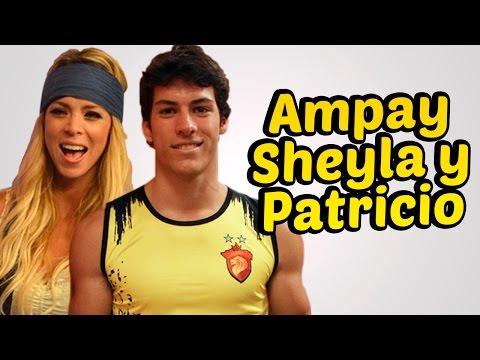 Sheyla Rojas engañó a Antonio Pavón con Patricio Parodi