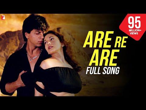 Are Re Are Song   Dil To Pagal Hai   Shah Rukh Khan, Madhuri Dixit   Lata Mangeshkar, Udit Narayan