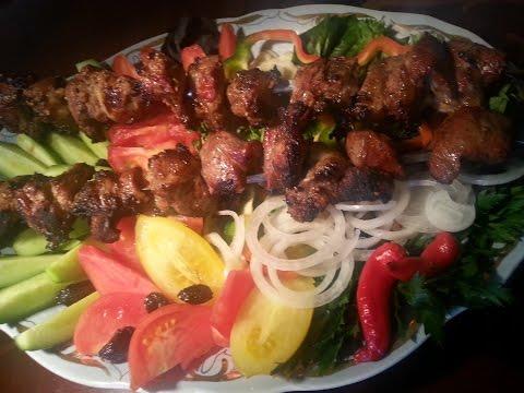Шашлык армянски рецепт фото