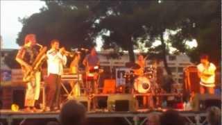 Imperial Tiger Orchestra&Hamelmal Abate (Festival Jazz à Sète 2012)