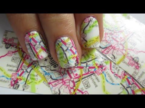 nail art - mappe