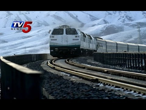 China plans to Extend Railway Lines  China to Tibet  : TV5 News