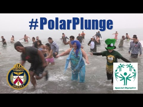 @TorontoPolice Make the #PolarPlunge For Special Olympics Ontario
