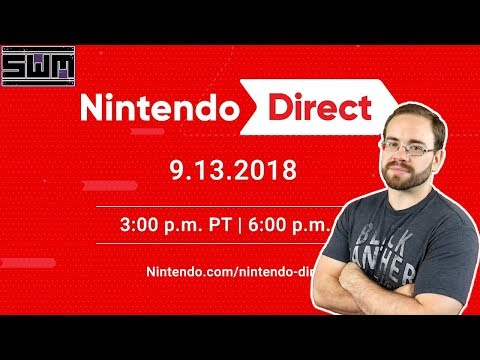 Nintendo Direct Live! - Spawn Wave