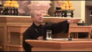 Tâm Hạnh Bồ Tát 1 - Thầy. Thích Pháp Hòa (November 17, 2012)