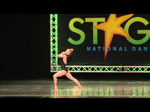 2015: Arlington Teen Solo, Level 3, Winner