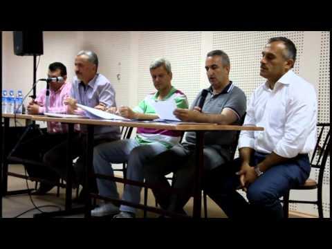 Pazar Modern Sanayi Sitesi Genel Kurulu Yapıldı-VİDEO