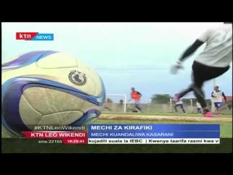 Harambee stars yajianda kwa mchuano wa kirafiki na Tanzania