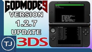 """Hi guys, Tech James here,For this quick tutorial, I'll show you guys how to update GodMode9 on your 3DS/2DS from version 1.2.1 to the latest version 1.2.7!➤ (GodMode9 v1.2.7): https://github.com/d0k3/GodMode9/releases➤ (CHEAP STEAM GAMES): https://www.g2a.com/r/techjamesMusic: CALEX - Clouds (https://www.youtube.com/watch?v=HgxtxtvZpMI)Please Like + Subscribe- Copyright Disclaimer Under Section 107 of the Copyright Act 1976, allowance is made for """"fair use"""" for purposes such as criticism, comment, news reporting, teaching, scholarship, and research."""