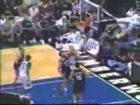 Crazy Basketball Clips