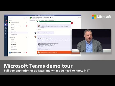 Microsoft Teams and what you need to know in IT