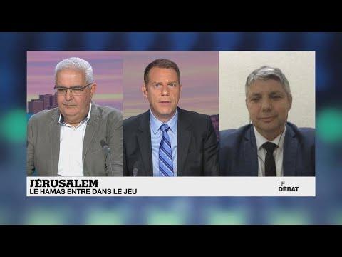Jérusalem : le Hamas entre dans le jeu