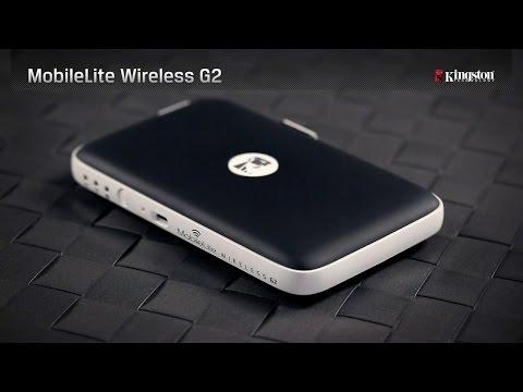 Video of Kingston MobileLite
