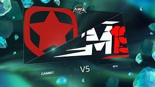 GMB vs M19 - Неделя 4 День 2 Игра 2 / LCL