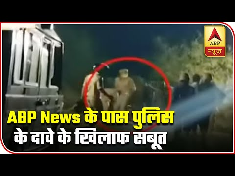 Video against UP Police' claim over last rites of gang-rape victim emerges
