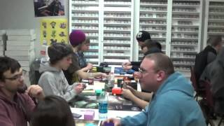 Everyday card store life #88: Friday, February 28th. 2014
