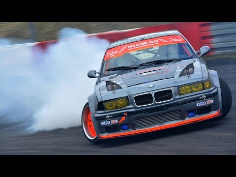 The Best Of The Nürburgring Drift Cup Round 1: Easter Cup 2018!  Lot Of Mistakes