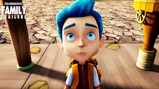 Nonton Monster Island   Official Trailer for the family animated movie [HD] Film Subtitle Indonesia Streaming Movie Download