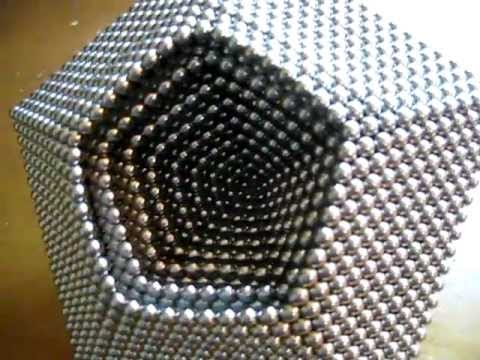 Hell's Diamond, SUPERSIZED (made of Zen Magnets)