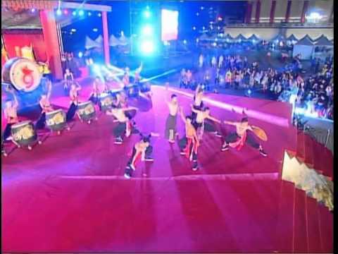 圖示:台北客家義民之夜-九天民俗技藝團