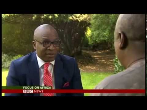 BBC's  Peter Okwoche reflects on his anti-corruption interview with J. D. Mahama ...