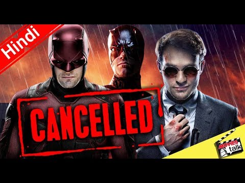 Daredevil CANCELED by Netflix [Explained In Hindi]