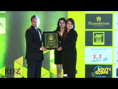 Spectra and Anise jointly win the Award for the Best 24 Hour Dining in a Five Star Hotel