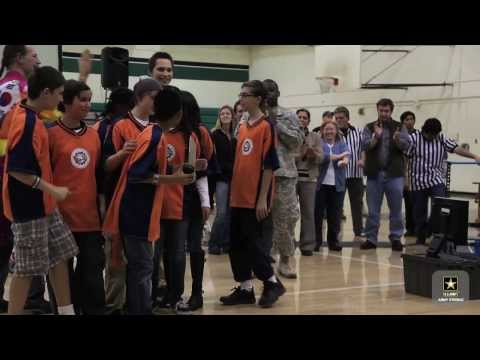 U.S. Army & VEX – STEM Powered by Robotics