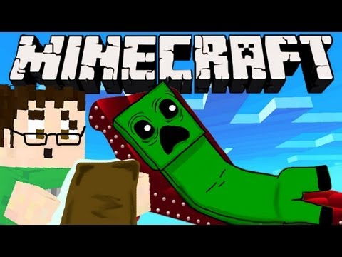 Minecraft - CREEPER THERAPY