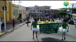 Emancipação política de Bom jardim-PE Banda Marcial Escola Mínima Rural Feijao
