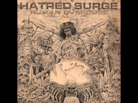 Hatred Surge - Psychonaut