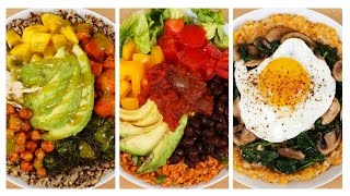 3 Healthy Power Bowls   Collab with Mind Over Munch by The Domestic Geek