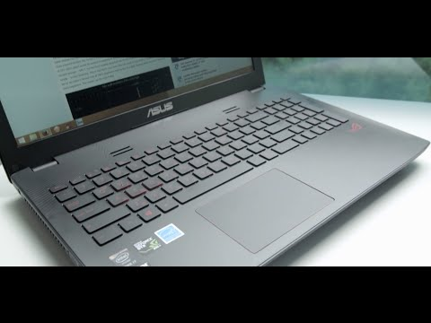 Asus ROG GL552 - video review