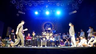 J.One vs Juhee – Funk Stylers Battle 2016 POPPIN Round of 16